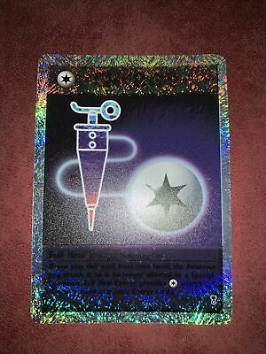 Pokemon Reverse Holo Legendary Collection WoTC Wizards NM+ Full Heal Energy 100/