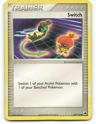 83/101 | Switch | EX Dragon Frontiers | Pokemon Card | Played