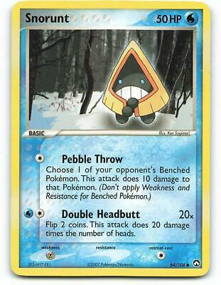 64/108   Snorunt   EX Power Keepers   Pokemon Card   Excellent