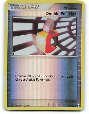 105/130   Double Full Heal   Diamond Pearl   Pokemon Card   Excellent