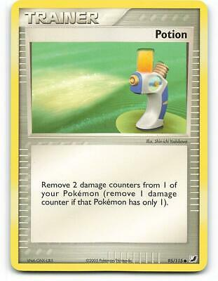 95/115 | Potion | EX Unseen Forces | Pokemon Card | Near Mint