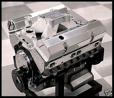 Sbc Chevy 427 Stage 5.2 Dart Block, Afr Heads, Crate Motor 628 Hp Base Engine