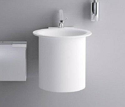 Agape In-out Washbasins Circular Washbasin Without Holes Acer16030z