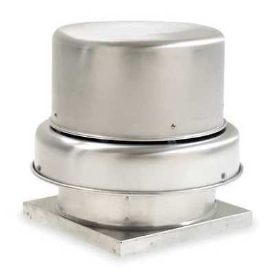 Dayton 4yc69 Downblast Vent,direct Drive,13-1/4 In