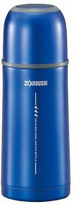 Zojirushi Water Bottle Stainless Steel Bottle 350ml Metallic Blue Sv-gg35-ah