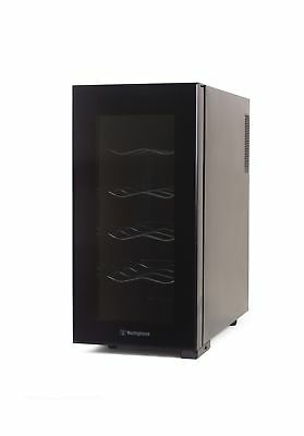 Westinghouse Wwt100mb Thermal Electric 10 Bottle Wine Cellar Black 10 ... No Tax
