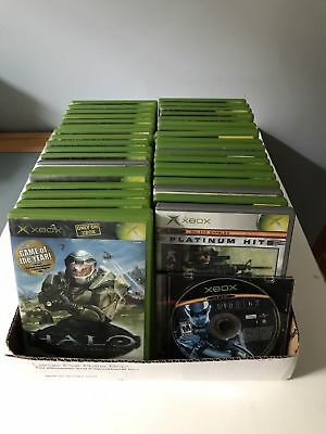 Original Xbox Games 35 Games - Best Games + Ps2 Game Console !!