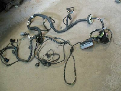 Ford Focus Main Engine Computer Wire Wiring Harness Dohc Manual Pcm Zetec