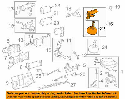 490a0-60010 Toyota Valve Assy, Front Suspension Control, Rh 490a060010, New Genu