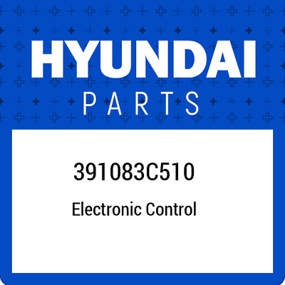 391083c510 hyundai electronic control, new genuine oem part