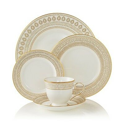 Marchesa By Lenox Gilded Pearl 60pc Set, Service For 12
