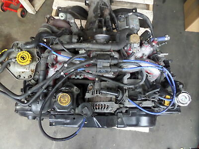 Subaru Gc8 Sti Jdm Ej20k Engine Long Block Bad Compression Wrx
