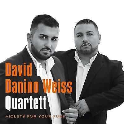 David & Danino Weiss Quartett - Violets For Your Furs   Cd New+