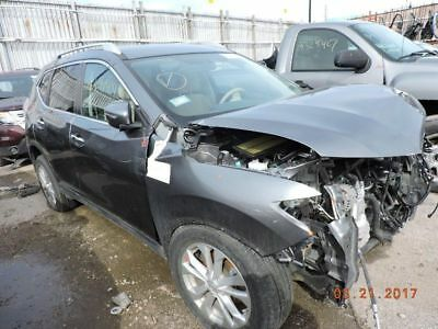 Engine Qr25de 2.5l A 4th Vin J 1st Digit Fits 15-16 Rogue 880418