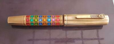 Krone Jewels Ballpoint/rollerball Pen Limited Edition Very Rare