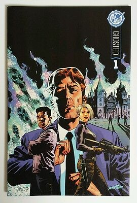 Ghosted #1 Color Variant 2015 Sdcc 5th Anniversary Skybound Box Set