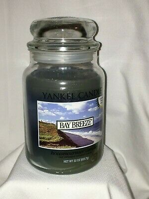 Yankee Candle - 6 Bay Breeze Large Jar Candles