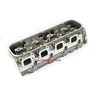 Cylinder Heads Chevy Bb 427/454 320cc Aluminum Bare Set *new*