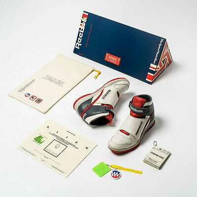 Reebok Alien Stomper Bishop 40th Anniversary Dv8578 Men Size Us 10