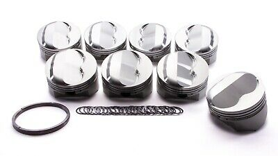 """Sportsman Racing Products 140348 Piston 4.030"""" Bore - Small Block Chevy"""