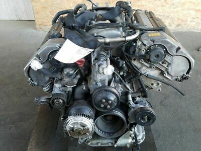 1998 Mercedes Sl500 129 Engine Motor Long Block M119 V8