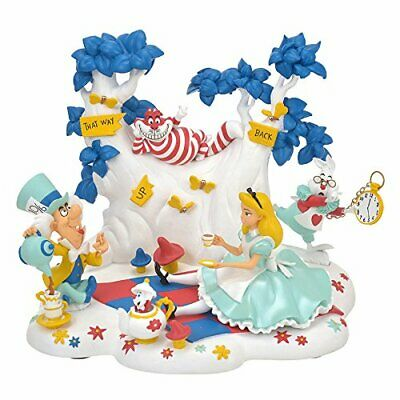 Disney Store Japan Figure Alice In Wonderland Alice Party Ornament New