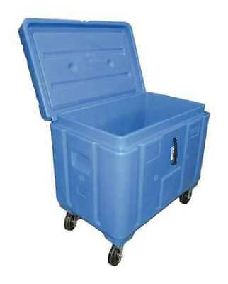 "Snyder Industries Pb11dxx Blue Asm Insulated Bin, 39-7/16""l X 43""w X 27-1/2""h"