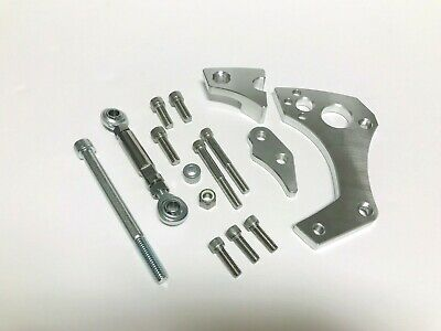 New Billet Aluminum Ford 35c  Alternator Bracket  351 Cleveland 2