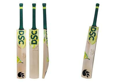 Dsc Invincible Uzi Special Edition English Willow Cricket Bat - Sh