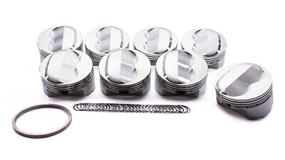 Sportsman Racing Products 4.155 In Bore Small Block Chevy Piston 8 Pc P/n 142024
