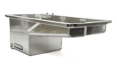 Moroso Gm Ls-series 7 Qt Drag Race Engine Oil Pan P/n 21151