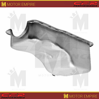 Fits 1969-1981 Ford Sb Small Block 351w Windsor Stock Capacity Oil Pan Raw