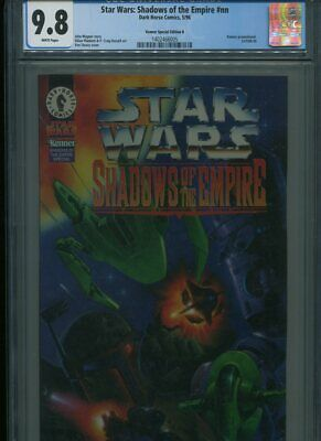 Star Wars Shadows Of The Empire Kenner Special Edition B White Pages Steacy Cove