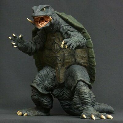 Japan X-plus Real Master Collection Gamera1995 Ric Toy Exclusive Polyester Resin