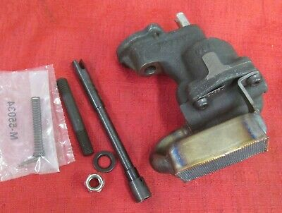Oil Pump - Chevrolet - Moroso 22134 Small Block Chevy - With Pick Up Screen