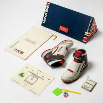 Reebok Alien Fighter Bishops Scarlet Grey Castle Jp:26cm Us:8 Box