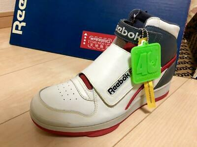 Reebok Alien Fighter Bishops Scarlet Grey Castle Jp:28.5cm Us:10.5 Box