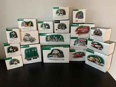Dept 56 Christmas In The City Collection