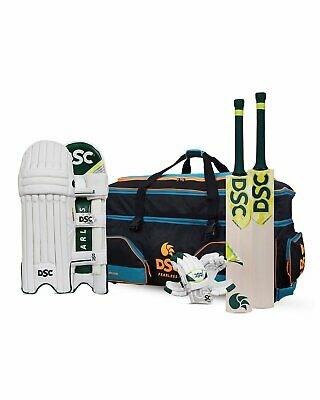 Dsc Invincible Pro Players Grade Cricket Bundle Kit