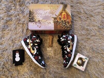 nike sb dunk high premium x concepts ugly sweater ds 10.5 qs special packaging
