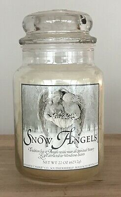Yankee Candle Collectors Edition Snow Angels!