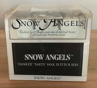 Yankee Candle Snow Angels Full Box Of Tarts!