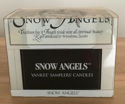 Yankee Candle Snow Angels Votives - Full Box!