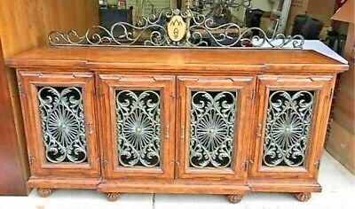 "Thomasville Renassiance Sideboard Italian Credenza Buffet 72""x21""x36"" Pickup"