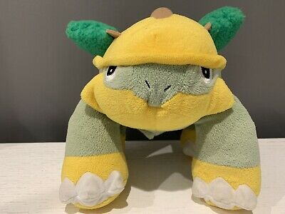 Pokemon Diamond and Pearl Grotle Talking Electronic Plush Stuffed Series 2 Jakks