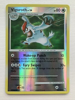Pokemon VIGOROTH - 68/123 - Reverse Holo - Mysterious Treasures - NM