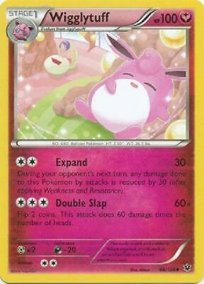 6x Wigglytuff - 66/124 - Uncommon NM Pokemon XY Fates Collide