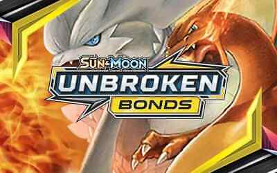 Pokemon TCG - Unbroken Bonds - List Pick and Choose /214 SET - READ DESCRIPTION