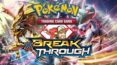 Pokemon cards XY Breakthrough /162 Single cards up to 50% Discount
