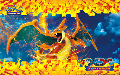 Pokemon cards XY Flashfire /106 Common Uncommon Rare Singles up to 50% Discount